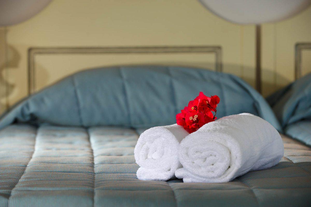 skyros hébergement - Perigiali hotel