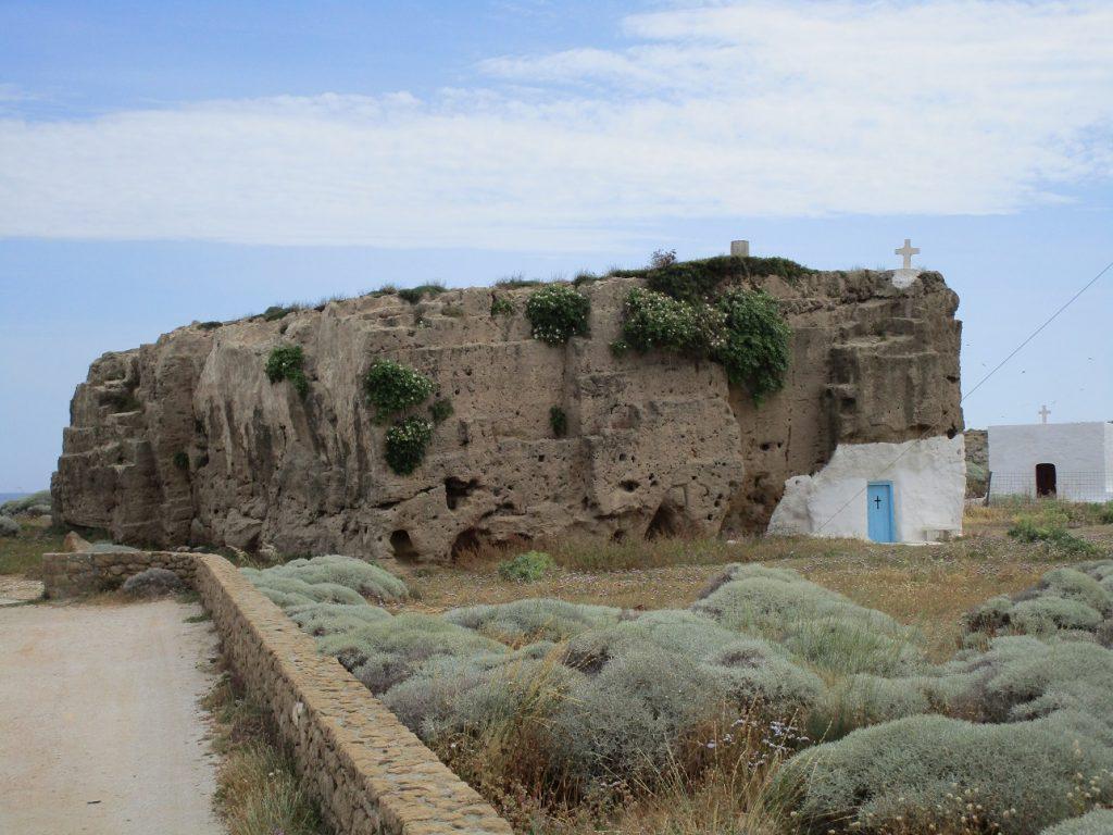 trésors cachés de Skyros - Perigiali hotel