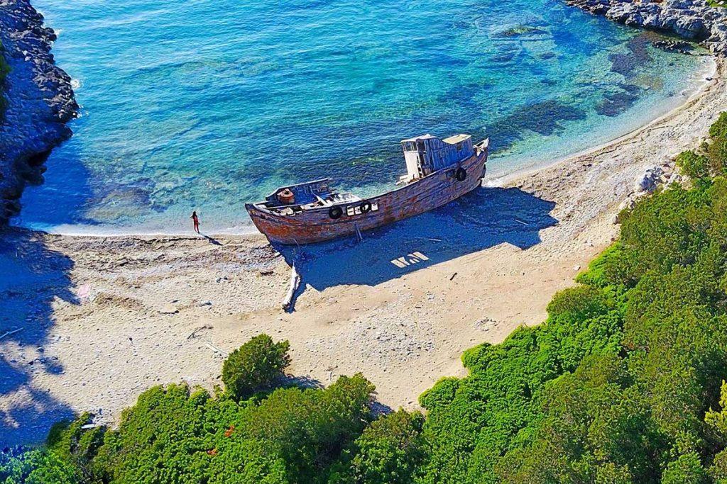 L'île de Skyros