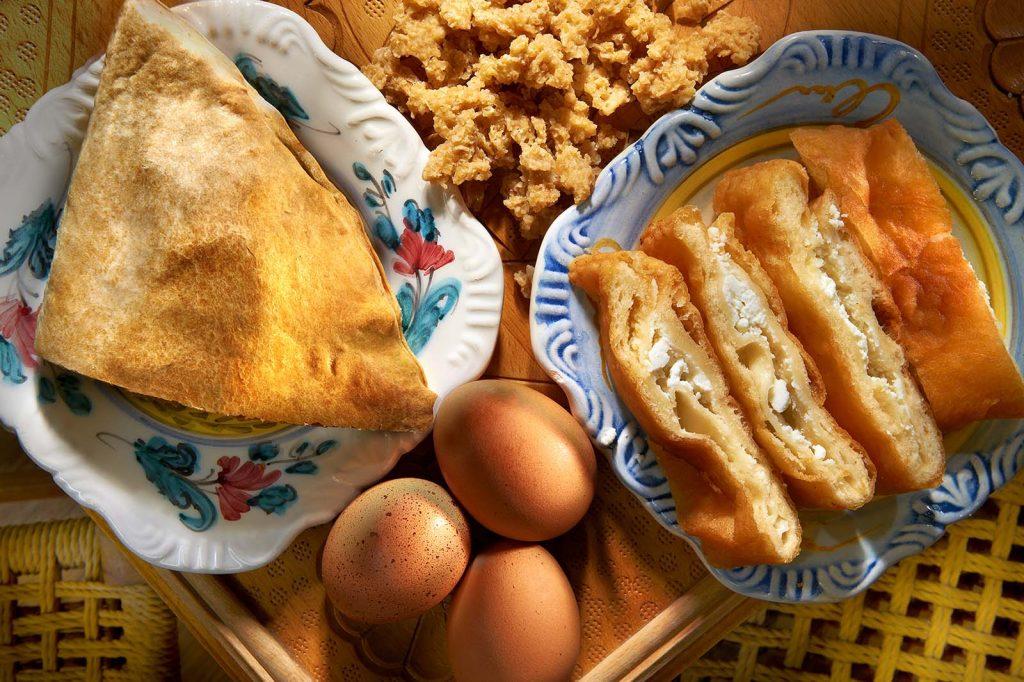 Griechisches Frühstück