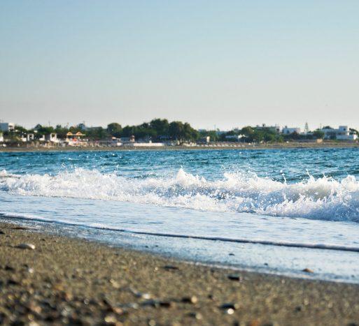 Μαγαζία - η παραλία
