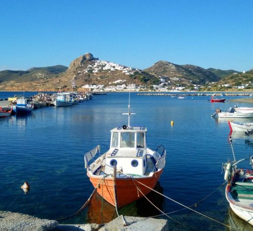 Travelling to Skyros Island