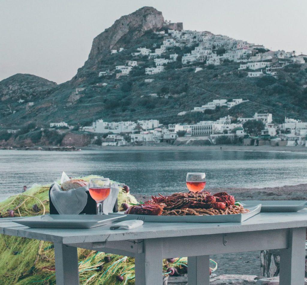 La gastronomie de Skyros